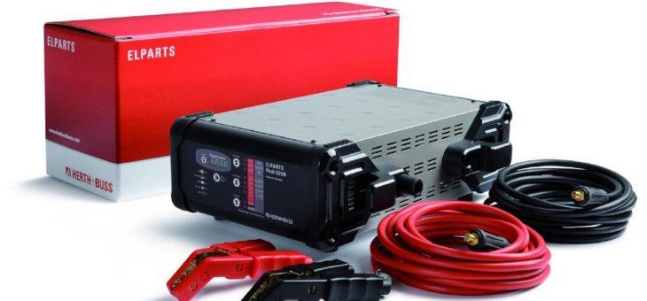 Bärenstark und einfach zu bedienen – Batterieladegerät Flash CS120