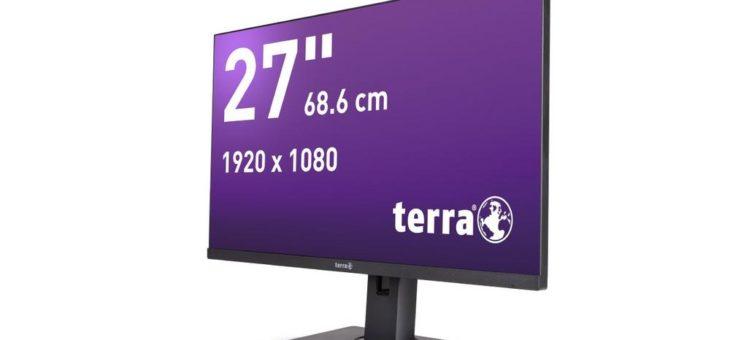WORTMANN AG präsentiert 27-Zoll Display mit PLS Paneltechnologie