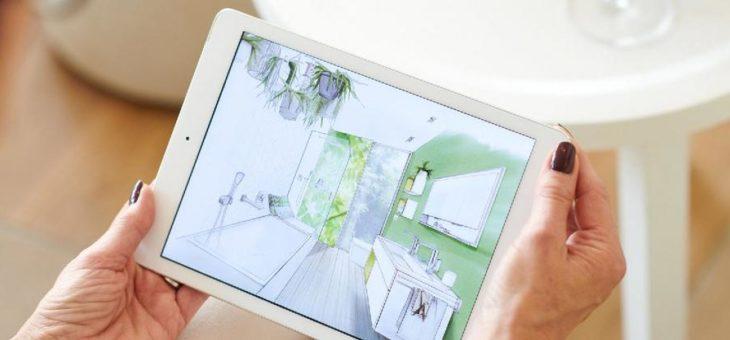 Badezimmer digital