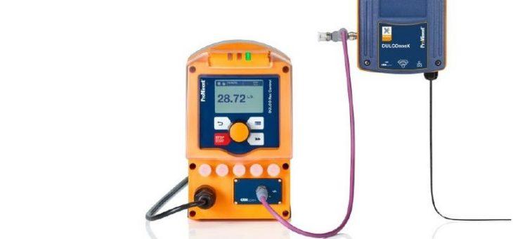Digitales Flüssigkeitsmanagement mit DULCOnneX