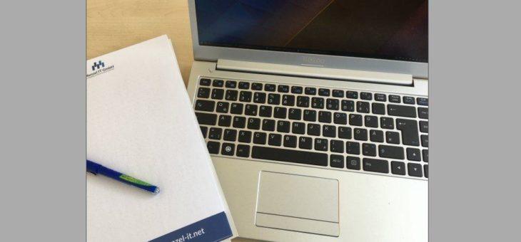 Success Story: Passende Geräte für jede (Arbeits-) Situation bei der Menzel IT GmbH
