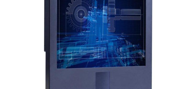 Einbau-Panel-PC jetzt mit integriertem RFID