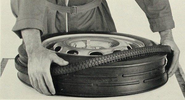 Pirelli feiert 60-jähriges Jubiläum des BS3: Vor 60 Jahren entstand der Reifen, der einen Wintermantel trug