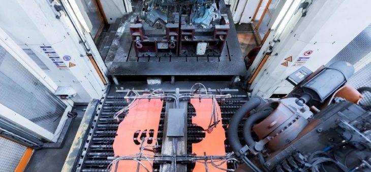Weltneuheit von thyssenkrupp Steel auf der Blechexpo 2019: Neue Beschichtung AS Pro für die Warmumformung sorgt für mehr Prozess- und Bauteilsicherheit und spart Kosten