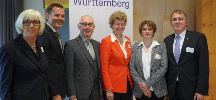 Juliane Baur und Frank Wößner ins Präsidium der Diakonie Württemberg gewählt