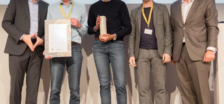 Gründerhochschule HHL vergibt Preis an Start-Ups, die zum Gemeinwohl beitragen Plattform für Krebspatienten siegt