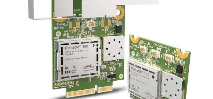 m2m Deutschland m2m präsentiert das Multi-Wireless-Modem Pinnacle 100 von Laird Connectivity