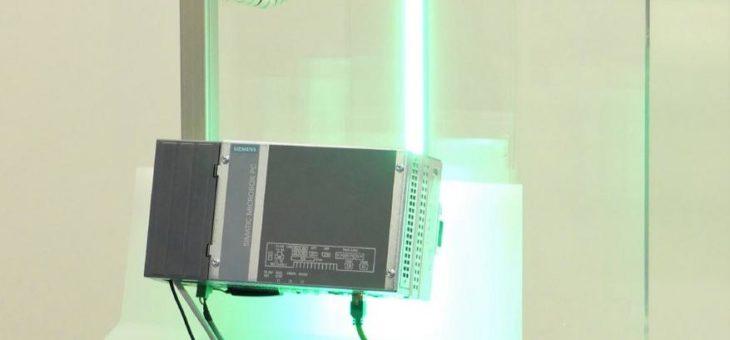 Integrierte Ansteuerung von industriellen Laseranlagen