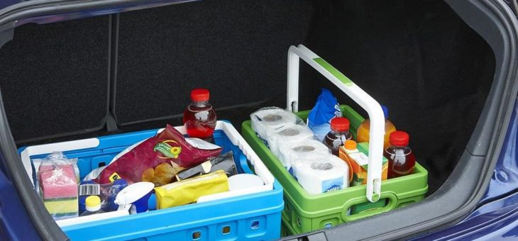 Plastiktüten sind out – Faltboxen sind in!