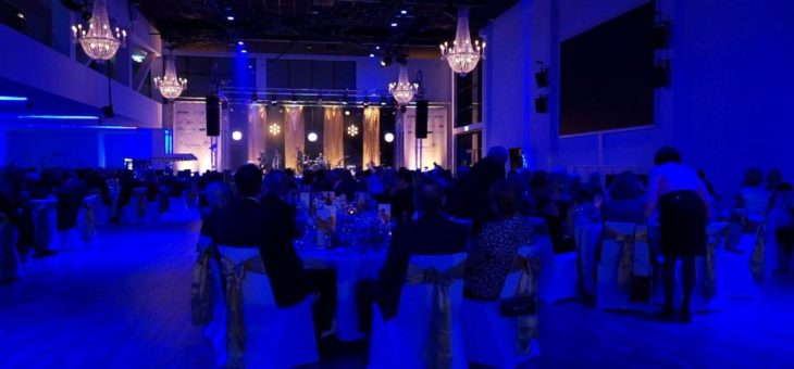 Keyweb AG unterstützte Benefiz-Gala in Erfurt