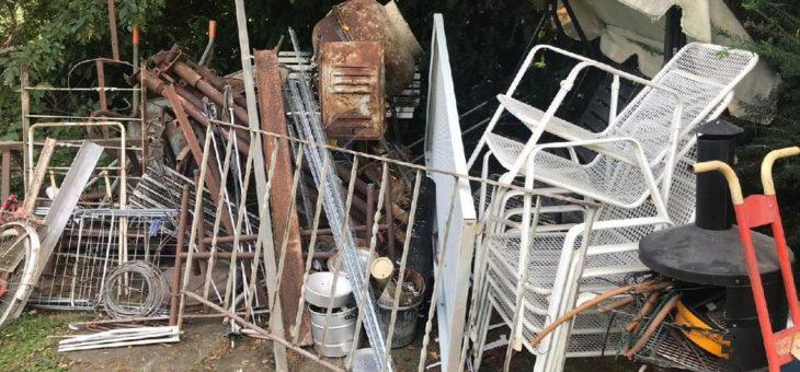 Wattenscheider Schrotthändler nehmen alles mit – Schrottabholung Wattenscheid