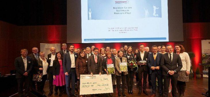 Tourismuspreise Rheinland-Pfalz 2019 vergeben