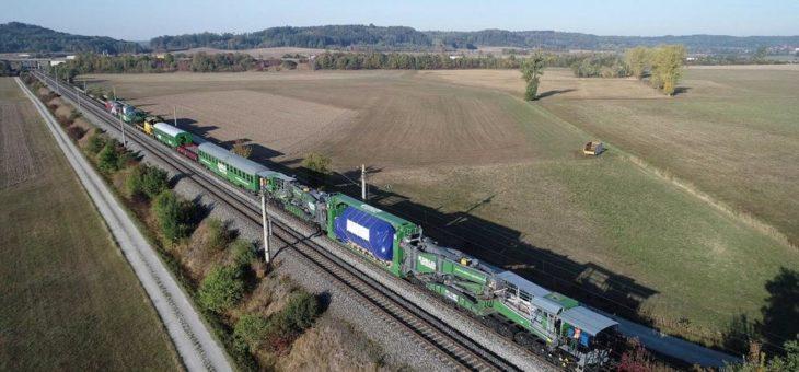 Kübler Spedition:  Kräftige Expansion in der Bahnsparte