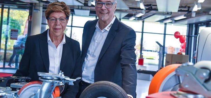 TORWEGGE eröffnet Erlebniswelt in Bielefeld