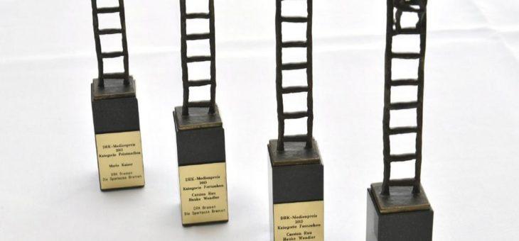 DRK-Medienpreis 2020:  Jetzt bewerben!