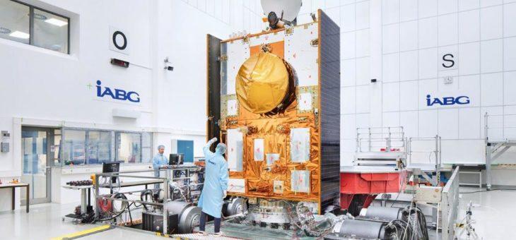 IABG stellt Sentinel-6 / Jason-CS Satelliten im Rahmen einer internationalen Presseveranstaltung vor