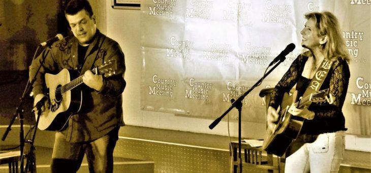 Kurzfristige Programmänderung für den 24. November:  Bluegrass & Country mit Beate Schellmann & Oliver Most, Bea&Olli