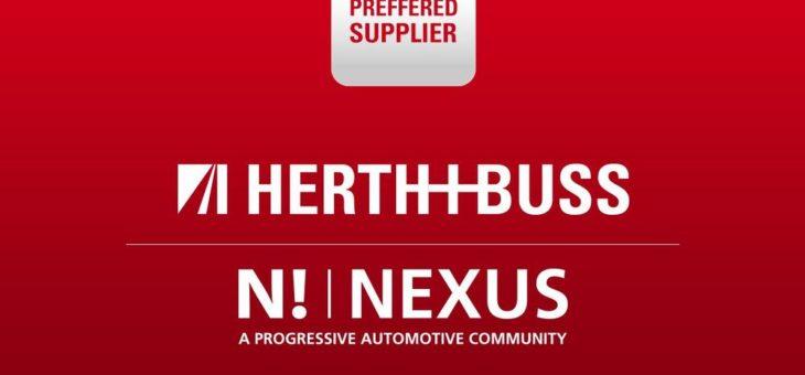 """Herth+Buss ist neuer """"Preferred Supplier"""" der Nexus Automotive International"""