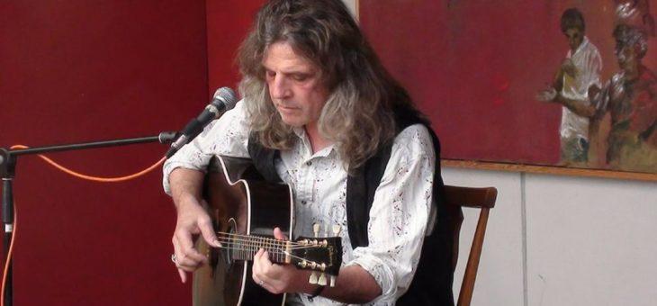 Sonntag 1. Dezember 14 Uhr: Mittelalterlicher & spanischer Blues  Gitarre & Lieder mit Claude Bourbon