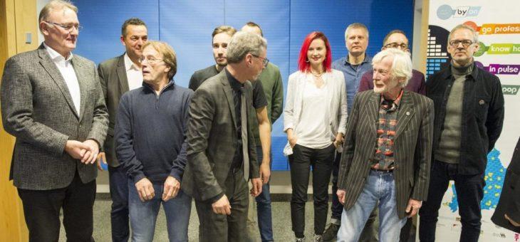 Bayerischer Popkulturpreis in vier Kategorien vergeben