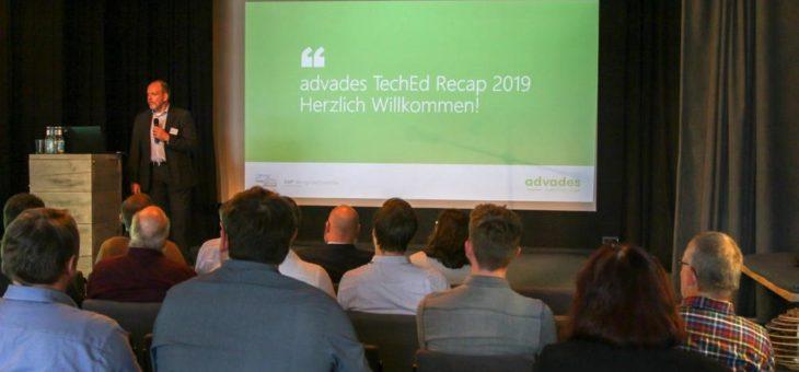 advades GmbH präsentiert SAP® Technologie-Trends und Produkt-Roadmap für Kunden und interessierte Unternehmen