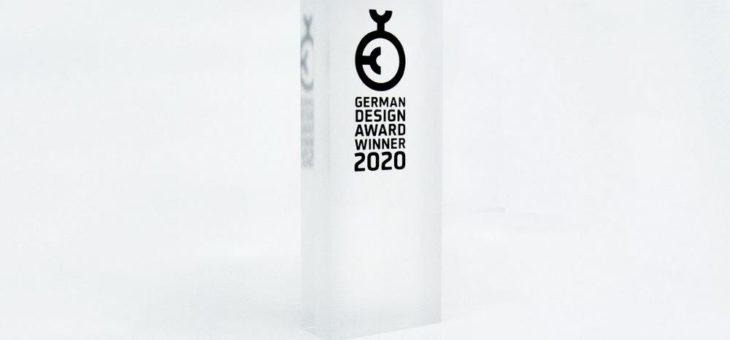 sgc erneut mit dem German Design Award ausgezeichnet