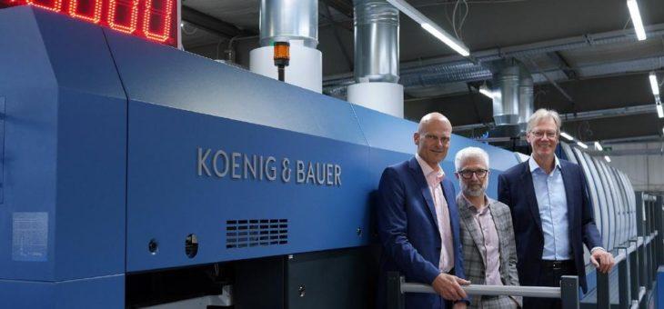 bretschneider startet neues Jahrhundert mit technischen Innovationen und Robotertechnik