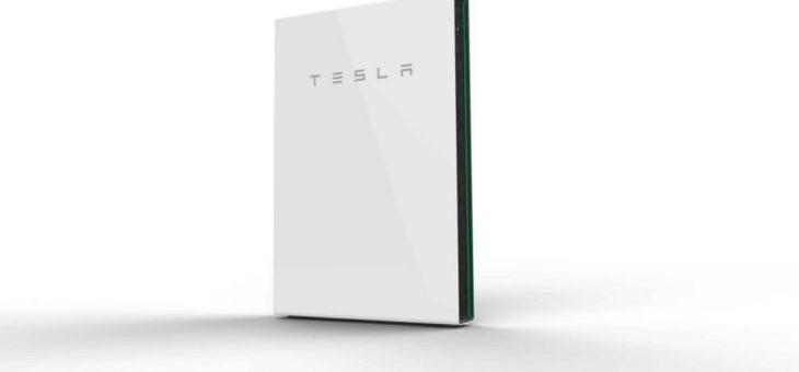 Tesla Powerwall Speicher für Solar-Industrieanlagen