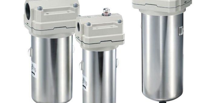 Verbesserte Filter für die Druckluftleitung sparen Energie