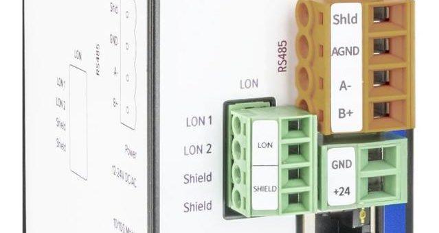 MBS GmbH vermittelt zwischen BACnet over LonTalk und BACnet/IP