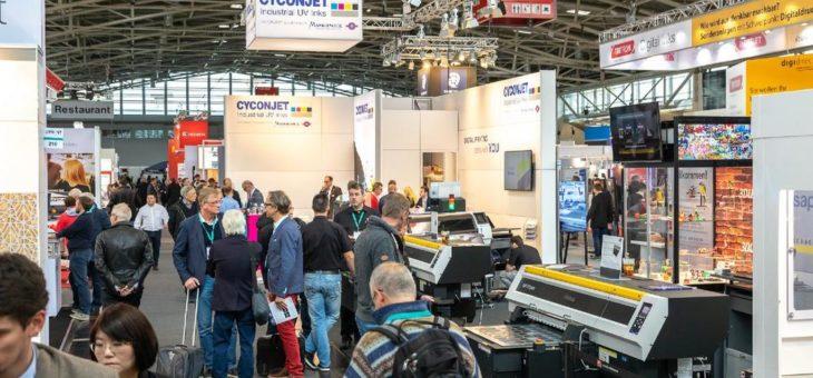 Erfolgreiche InPrint Munich 2019: Intensive Fachgespräche, neue Geschäftskontakte und praktische Lösungen