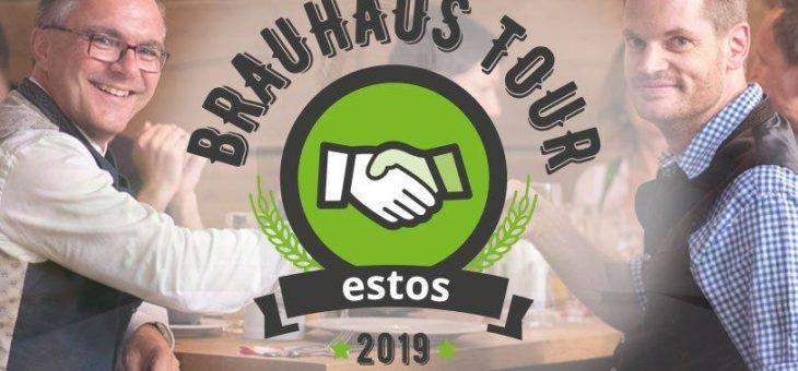 O'zapt is – die estos Brauhaustour 2019 für Partner und Reseller