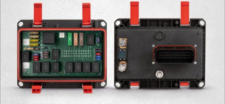 Robuste Lösung für die Stromverteilung in mobilen Maschinen
