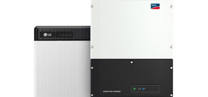 Einfache 1-Personen-Montage: LG Chem und SMA bringen neues Heimspeichersystem auf den Markt