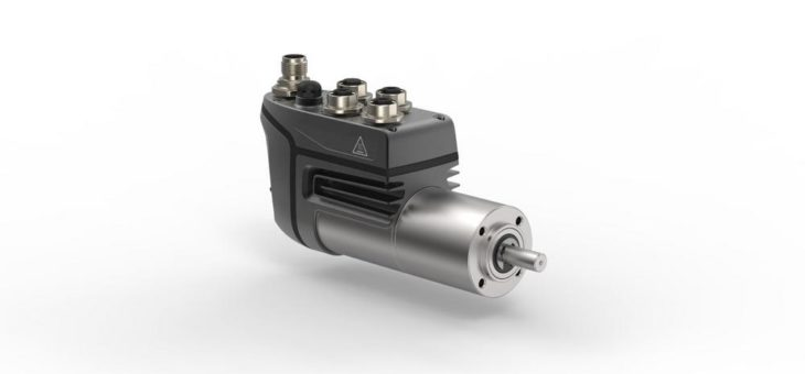 Neues Kleinservoantriebssystem  für den smarten Maschinenbau
