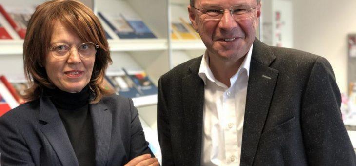 Sibylle Thelen neue Co-Direktorin