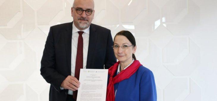 Kooperationsvereinbarung unterzeichnet: Stadt Mannheim und Handwerk wollen Betriebe bei der Fachkräftegewinnung unterstützen