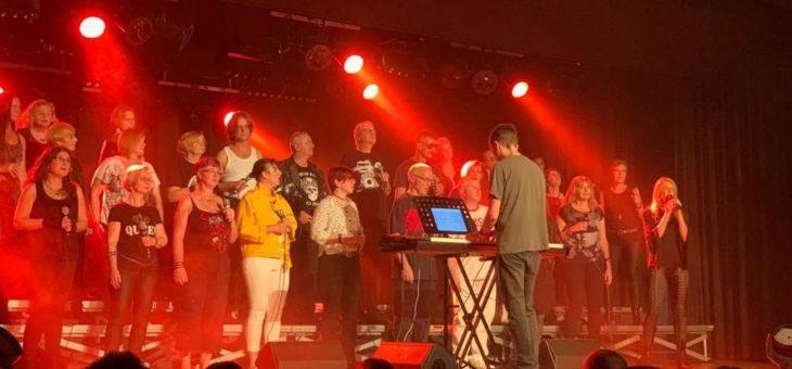 QUEEN – präsentiert vom Popchor Canta Con Me und Band in LIndenfels