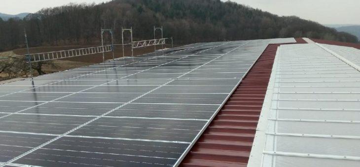 SunPower Photovoltaikanlagen für Industrie und Gewerbe