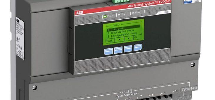 Mit Fernüberwachung schützt das Arc Guard System von ABB noch effektiver