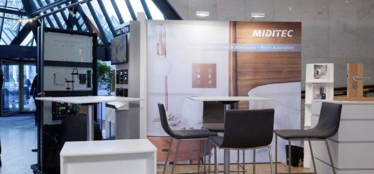MIDITEC wieder Sponsor beim Hotelier des Jahres 2020