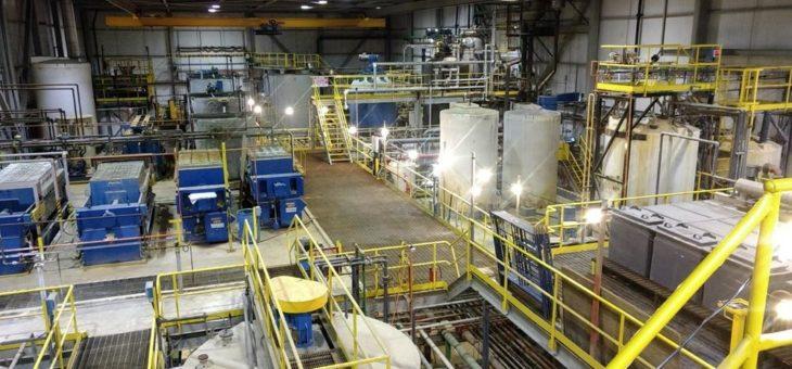 First Cobalt informiert über Machbarkeitsstudie für Kobaltraffinerie