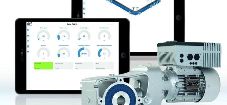 NORD: Condition Monitoring für Predictive-Maintenance-Konzepte