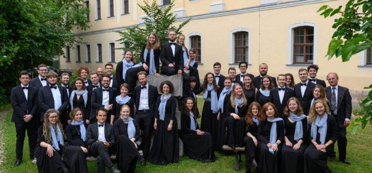 """""""Willkommen, Herre Christ"""": Der Kammerchor der Hochschule für Musik Franz Liszt Weimar singt Adventskonzerte"""