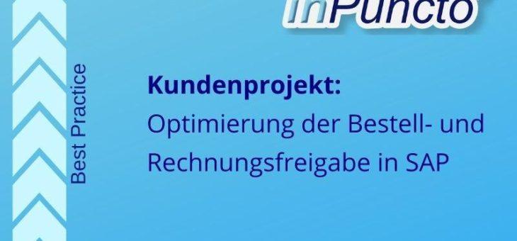 Optimierte Dokumentenverarbeitung und –archivierung in SAP mit inPuncto-Software bei einem deutschen Automobilzulieferer