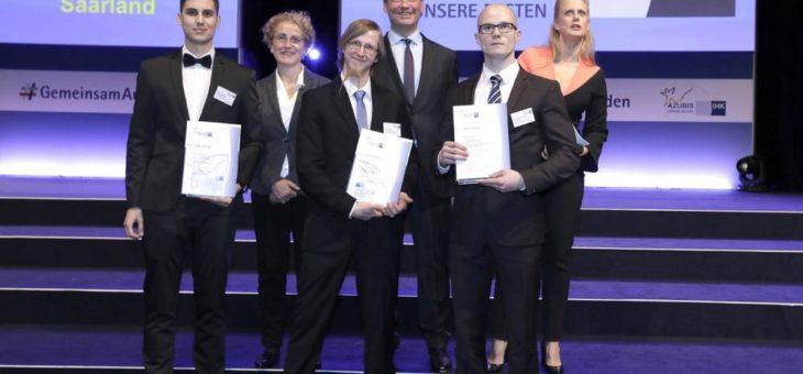 Drei Saarländer unter den Super-Azubis 2019