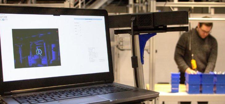 Digitaler Ergonomiebewerter erkennt ungesunde Bewegungen