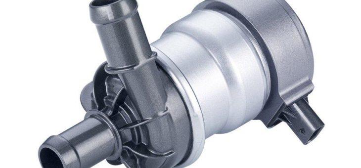 Produktfamilie elektrischer Kühlmittelpumpen für Hybrid- und Elektromotoren