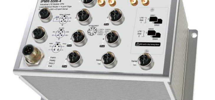 Lantech´s neuste EN50155 Router & WiFi Lösung