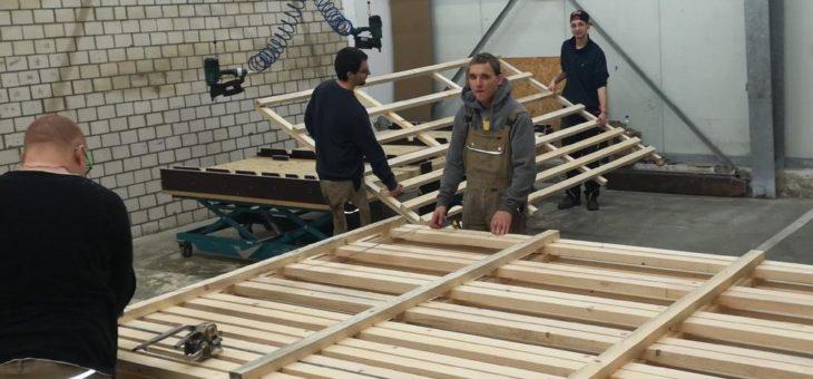 Holz von Borkenkäfer-Fichten hilft dem neuen Klimaschutzwald